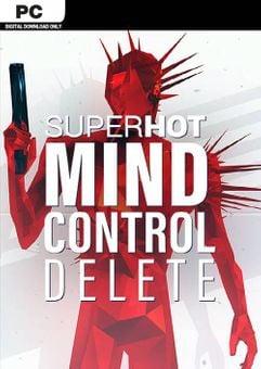 SUPERHOT: MIND CONTROL DELETE PC