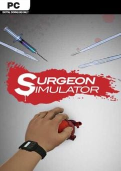 Surgeon Simulator PC