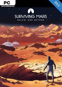 Surviving Mars: Below and Beyond PC - DLC