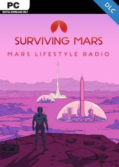 Surviving Mars: Mars Lifestyle Radio PC - DLC
