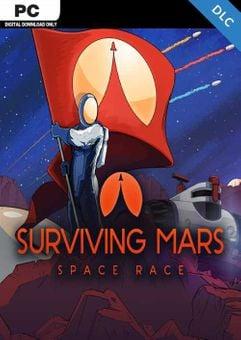 Surviving Mars PC Space Race DLC