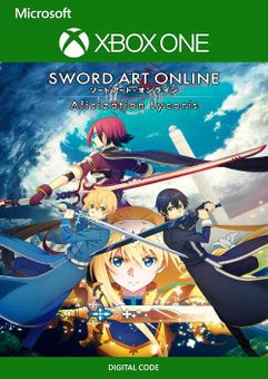 SWORD ART ONLINE Alicization Lycoris Xbox One (UK)