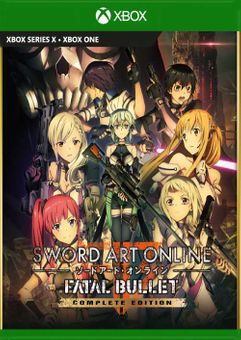 Sword Art Online: Fatal Bullet - Complete Edition Xbox One (UK)