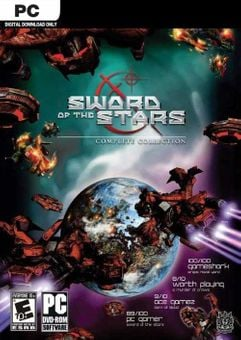 Sword of the Stars: Complete Collection PC (EN)