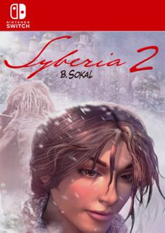 Syberia 2 Switch (EU)
