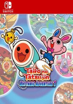 Taiko no Tatsujin Rhythmic Adventure Pack 1 Switch (EU)