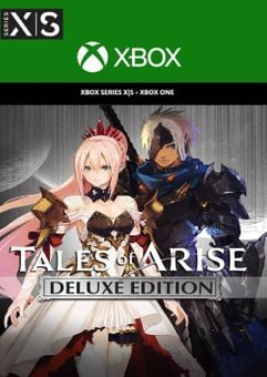 Tales of Arise Deluxe Edition Xbox One & Xbox Series X|S (WW)