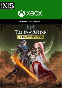Tales of Arise Ultimate Edition Xbox One & Xbox Series X|S (UK)