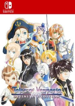 Tales of Vesperia Definitive Edition Switch (EU)
