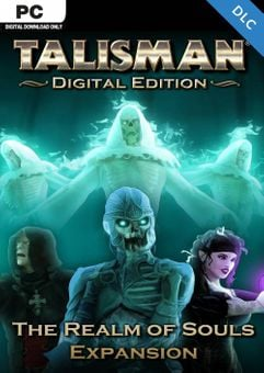 Talisman - The Realm of Souls Expansion PC - DLC
