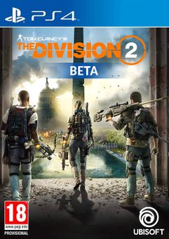 Tom Clancys The Division 2 PS4 Beta