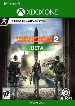 Tom Clancys The Division 2 Xbox One Beta