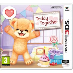 Teddy Together 3DS - Game Code