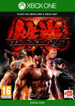 Tekken 6 Xbox One / Xbox 360