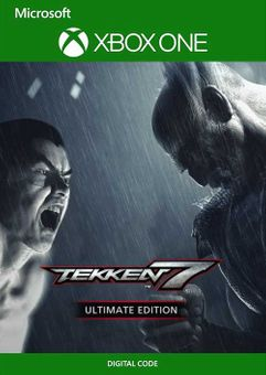 TEKKEN 7 - Ultimate Edition Xbox One (UK)