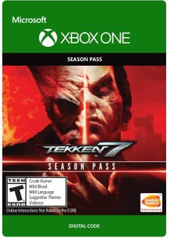 Tekken 7 Season Pass Xbox One