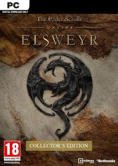 The Elder Scrolls Online - Elsweyr Collectors Edition PC