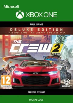 The Crew 2 - Deluxe Edition Xbox One (UK)
