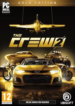 The Crew 2 Gold Edition PC