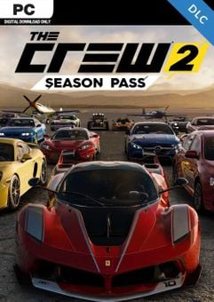 The Crew 2 - Season Pass PC (EU)