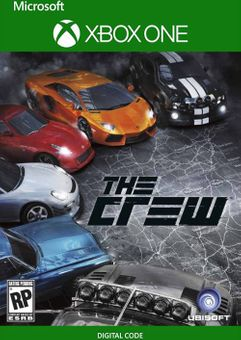 The Crew Xbox One (UK)