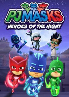 PJ Masks: Heroes of the Night Xbox One (WW)