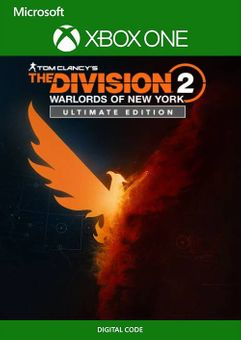 The Division 2 - Warlords of New York - Ultimate Edition Xbox One (UK)