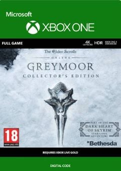 The Elder Scrolls Online: Greymoor Collector's Edition Xbox One