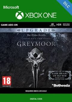 The Elder Scrolls Online: Greymoor Upgrade Xbox One (UK)