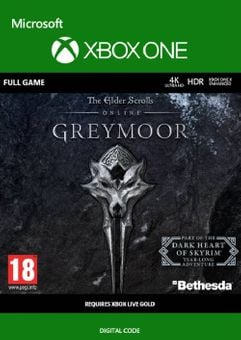 The Elder Scrolls Online: Greymoor Xbox One