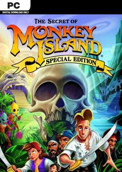 The Secret of Monkey Island: Special Edition PC