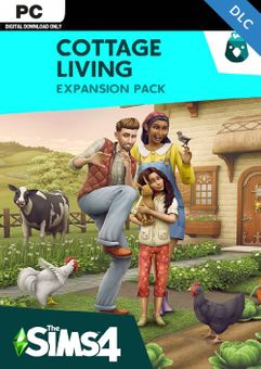 The Sims 4 - Cottage Living PC