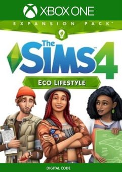 The Sims 4 Eco Lifestyle Xbox One (US)