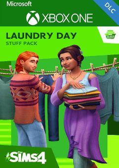 The Sims 4 - Laundry Day Stuff Xbox One (UK)