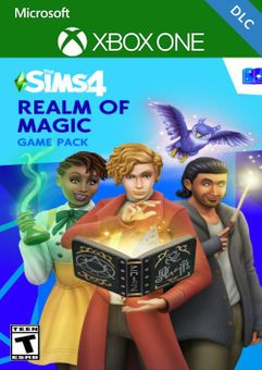 The Sims 4 -  Realm of Magic Game Pack Xbox One (UK)