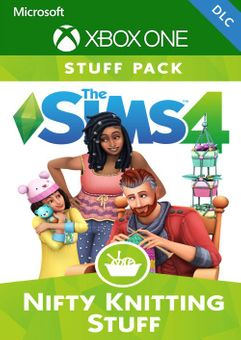 The Sims 4 - Nifty Knitting Stuff Pack Xbox One (UK)