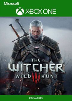 The Witcher 3: Wild Hunt Xbox One (US)
