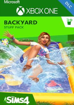 The Sims 4 - Backyard Stuff Xbox One (UK)
