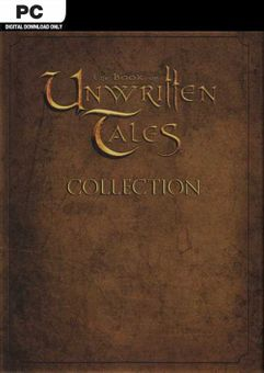 The Book of Unwritten Tales Collection PC