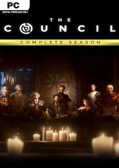 The Council Complete Season PC