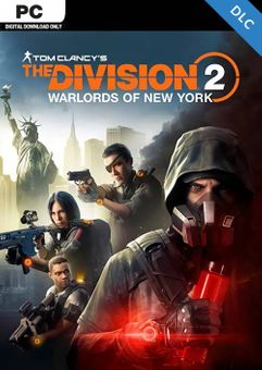 The Division 2 PC: Warlords of New York PC