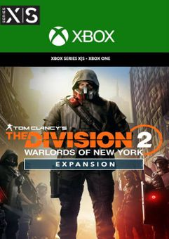 The Division 2 Warlords of New York Expansion Xbox One (EU)