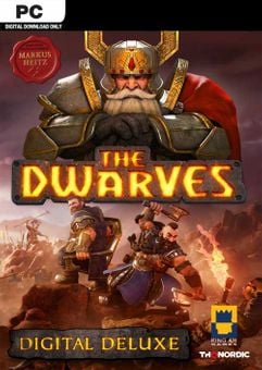 The Dwarves Digital Deluxe Edition PC
