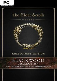 The Elder Scrolls Online: Blackwood Collector's Edition PC