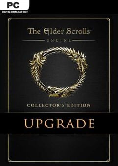 The Elder Scrolls Online: Blackwood Collector's Edition Upgrade PC