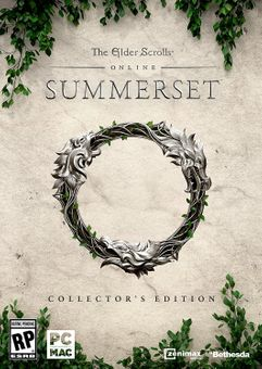 The Elder Scrolls Online Summerset Collectors Edition PC