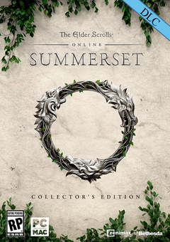 The Elder Scrolls Online Summerset Collectors Edition Upgrade PC