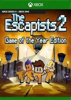 The Escapists 2 - GOTY Xbox One (UK)