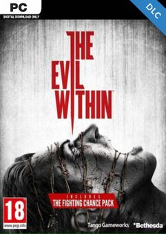 The Evil Within: The Fighting Chance Pack PC - DLC