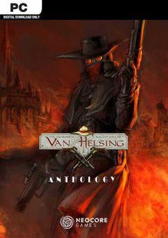 The Incredible Adventures of Van Helsing Anthology PC